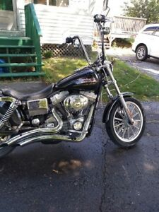 FOR SALE 2001 HARLEY DAVIDSON FXD SUPERGLIDE