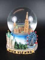 Viena Bola Catedral Del St Stephen Prater Sissy Snowglobe 14cm Recuerdo Austria -  - ebay.es