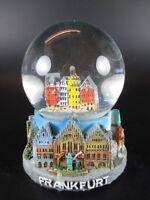 Bola De Nieve Francfort Römer Zeil Snowglobe,9 Cm,recuerdo Alemania -  - ebay.es