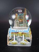 Viena Catedral Del St Stephan Bola De Nieve Brillo Base Snowglobe 9 Cm,recuerdo -  - ebay.es