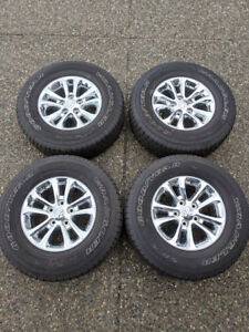 "Dodge Ram 1500 17"" OEM Wheels and Tires..Next to New"