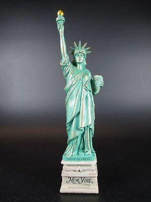 New York Freiheitsstatue Miss Liberty 20 cm Poly Modell USA Amerika Souvenir