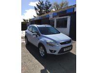 Ford Kuga Titanium TDCI 4x4 2010 (10) 2.0 Diesel 5 Door White