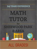 Experienced Math Tutor