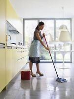 Need help cleaning your home? First 10 people get a $50 credit