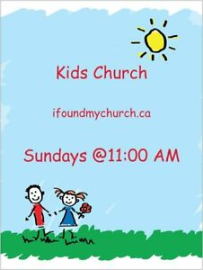 Church ... WITH your children!