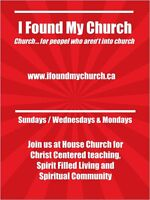 Church...for people who aren't into church!