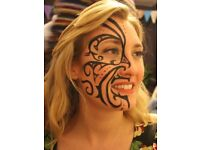 **** TRAINED PROFESSIONAL FACE PAINTER / FACE PAINTING ~ALL PARTIES *** FACEPAINTING/GLITTER/BODYART