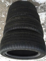 4 summer tires Goodyear ls-2 225/50/17