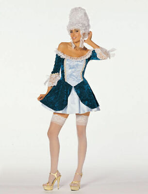 NEW Shirley of Hollywood 7465 Madamme Magnafique Costume Cosplay USA Last M/L (Hollywood Usa Kostüme)