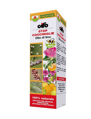 Stop Insects Scale Insects Oil Linen CIFO ML.200 Barrier Natural (34309)