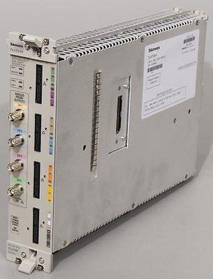 New Tektronix Tla7aa4 136-channel Logic Analyzer Module Vxi Wopt. Tla7aa48s 8mb