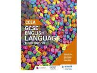 GCSE English Language and Literature Tutor / A-Level English Literature Tutor (CCEA)