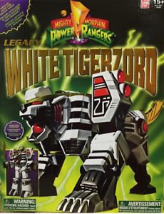 Legacy Tigerzord Mighty Morphin Power Rangers