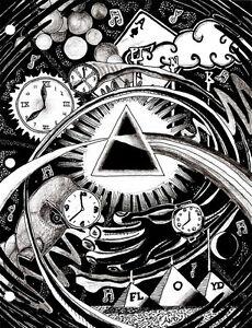 003 Pink Floyd - English Rock Band Music Star 14