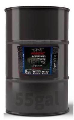 55 Gal. Tap Magic Aqueous Biodegradable Fluid Drum-for Drillingtappingmilling