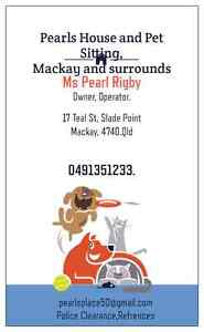 Ecpericenced House Pet Sitter.Mackay.Qld Slade Point Mackay City Preview