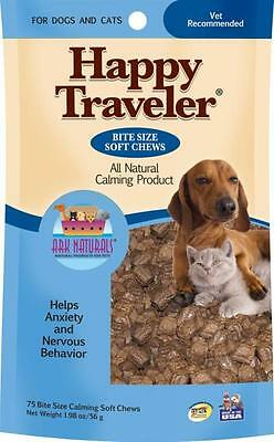 Ark Naturals Happy Traveler Chewable (Free Shipping in (Ark Naturals Happy Traveler)
