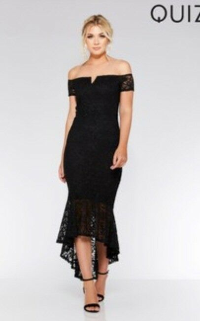 Prom Dressblack Tie Event Dressball Gown From Quiz In Newcastle