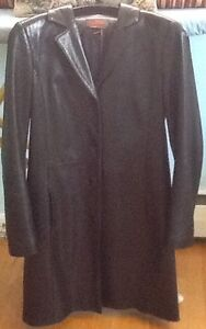 3 LEATHER COATS   COME TRY THESE ON!!!!  Excellent condition!  I