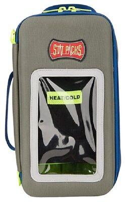 New Statpacks G3 Intravenous Cell Blue Emergency Pressurized Iv On-the-go Bag