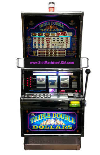 IGT Triple Double Dollars Slot Machine For Sale