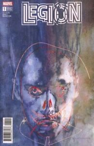 Legion #1 Sienkiewicz Variant....Willing to Ship