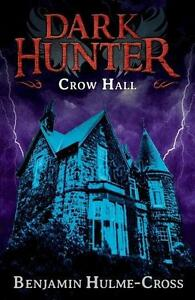 Hulme-Cross Benjamin-Crow Hall (Dark Hunter 7) BOOK NEU