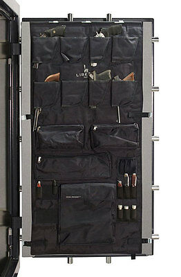 Libertys Door Panel Organizer Pistol Kit 30-35-40 Gun Safes Vault Accessories