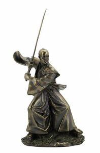 Samurai Rōnin Bushi Japan Krieger Katana Ronin Skulptur Statue Figur 708-5945