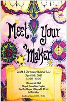 Meet Your Maker Show and Sale