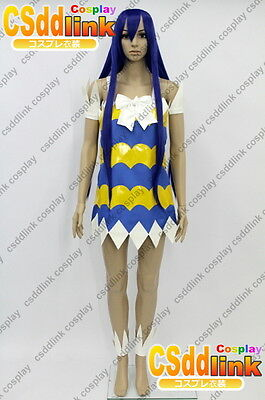 Fairy Tail Wendy Marvell Cosplay Costume Csddlink Ebay