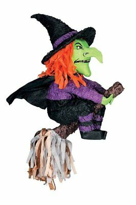 - Witch Pinata - Halloween Party Supplies