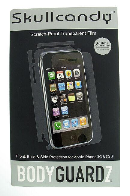 Skullcandy BodyGuardz Screen Protector for iPod Touch
