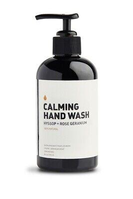 Way of Will Calming Hand Wash - Hyssop & Rose Geranium NEW  - Geranium Hand Wash