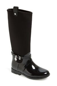 Michael Kors Charm Stretch Rubber Boots