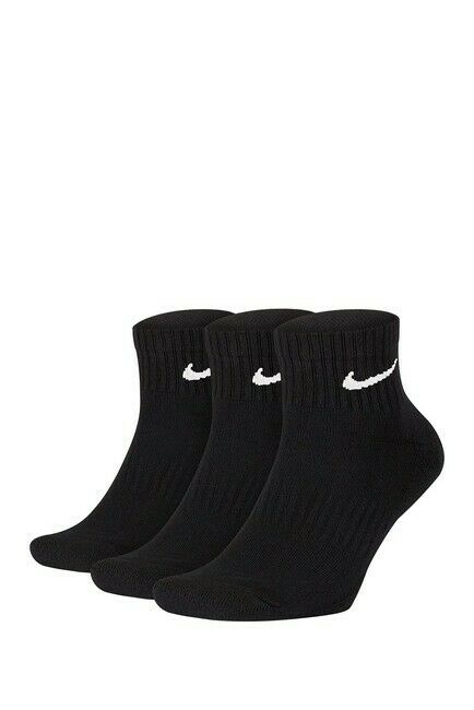 Nike Everyday Plus 6-Pair Pack No Show Cotton Cushioned Dri-
