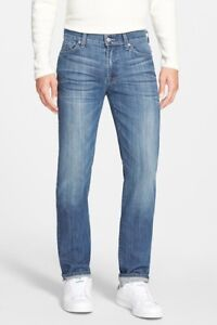 7 For All Mankind- Slimmy Mens Jeans- 32 Size (Retail $320)