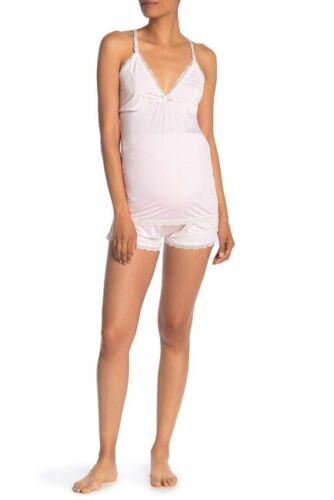 Nanette Lepore Maternity  Pajama 2-Piece Set Sz M