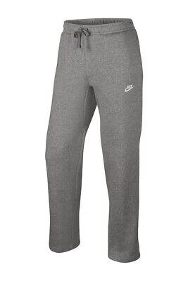 - NIKE Men's $45 Club Fleece Training Pants NEW 804395-063 GRAY S-XXL