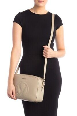 Valentino Bags by Mario Valentino Elodie Leather Shoulder Bag