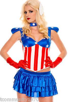 Fancy American Dream Costume -  Halloween Costume - M
