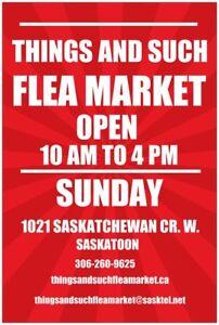 Weekly Flea Market
