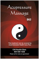 Massage can help YOU !