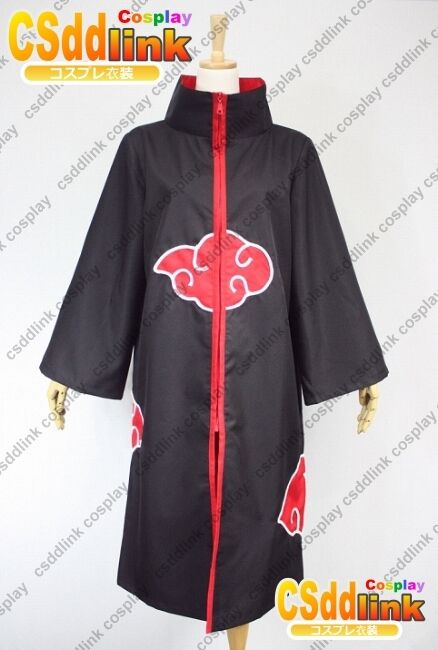 Naruto Itachi Uchiha Deluxe cosplay custom-made