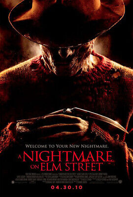 A NIGHTMARE ON ELM STREET great original 27x40 D/S movie poster