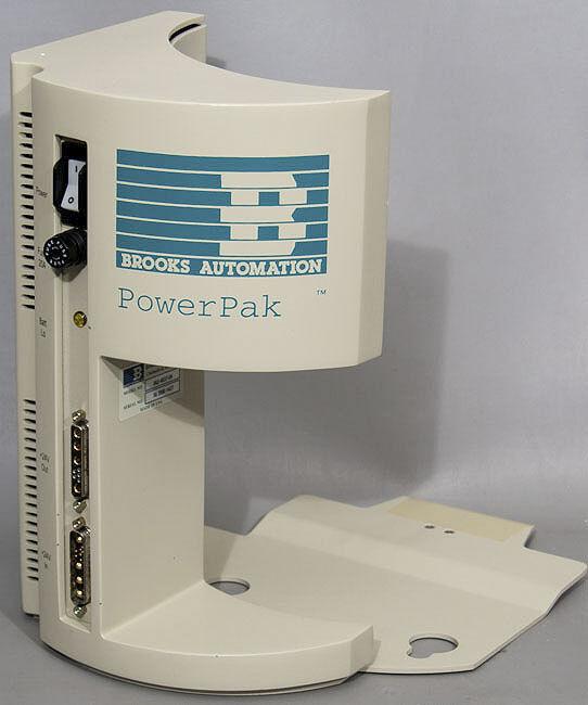 New Brooks 002-4037-04 Powerpak Magnatran Robot Battery Back Up Unit