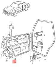 Genuine Sleeve 4-Door X5 AUDI SEAT 100 Avant Quattro 200