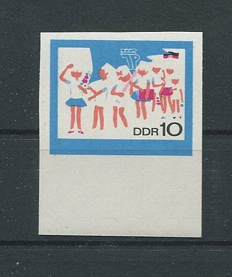DDR PH 1432 PIONIERE 1968 PHASENDRUCK UNGEZÄHNT SCOUTS PROOF IMPERF m788