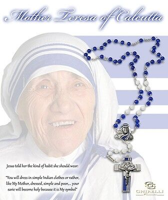 Mother Teresa of Calcutta Rosary Mother Theresa Rosary